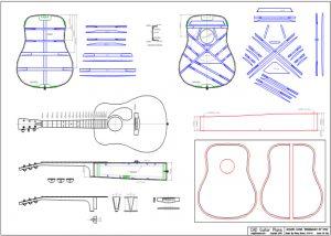 acoustic bass guitar plans pdf