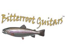 John Hildreth, Bitterroot Guitars, Michigan, USA - www.bitterrootguitars.com